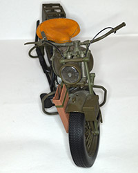 21st Century Toys1942 WLA Motorcycle (Displayed)