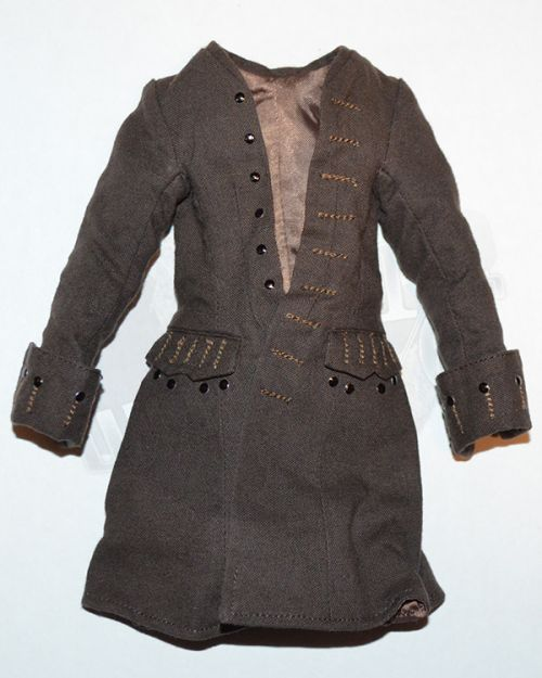 Third Party Pirates of the Carribean Jack Sparrow: Overcoat (Brown)