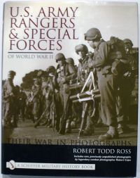 U. S. Army Rangers and Special Forces of WWII: Their War in Photographs (Hardcover)