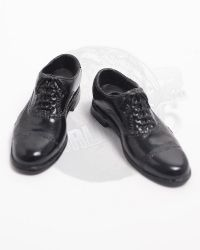 Alert Line WWII Royal Air Force Fighter Pilot: Molded Shoes (Black)