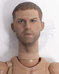 Alert Line WWII Royal Air Force Fighter Pilot: Headsculpt & Figurebody