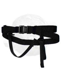 DamToys Navy Commanding Officer: Rapelling Harness (Black)