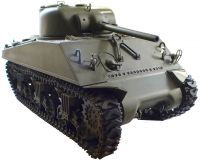 Dragon Models Ltd. 1/6 Sherman M4A3(105) Howitzer Tank (Sold As Is)