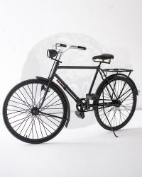 DID French Resistance Pierre: Bicycle (Metal & Rubber Construction)