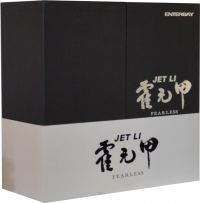 Enterbay Real Masterpiece Jet Li Fearless