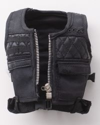 Flagset Eat Chicken Series Doomsday Survivors: Flak Vest (Black)