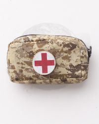 Flagset Eat Chicken Series Doomsday Survivors: First Aid Pouch