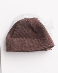 Flagset Eat Chicken Series Doomsday Survivors: Wool Cap (Brown)