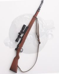 Flagset Eat Chicken Series Doomsday Survivors: Mauser 89K With Scope