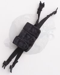 Flagset Eat Chicken Series Doomsday Survivors: Molle 3 Pocket Magazine Pouch (Black)