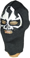 Gangsters Kingdom Spade 3: Balaclava Mask With Headsculpt (Mask Can Not Be Removed)