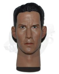 CM TOYS Hacker World The Matrix NEO: Head Sulpt (Keanu Reeves)