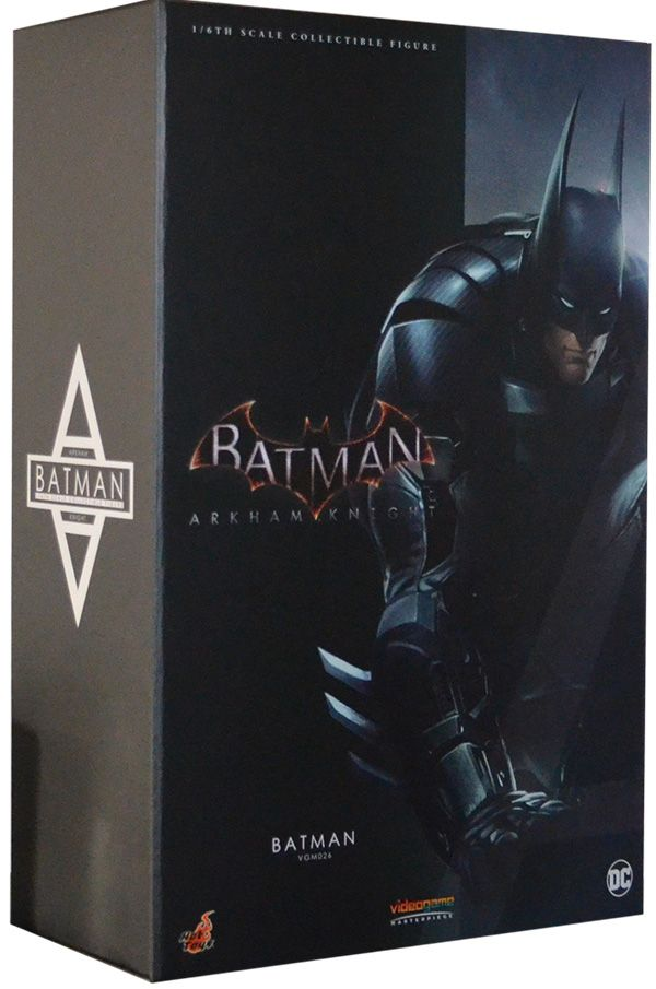 Hot Toys Batman Arkham Knight Video Game Masterpiece Series