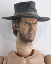 "Redman Toys The Cowboy ""The Drifter"": Figurebody With Headsculpt With Hands, No Feet (Clint Eastwood Likeness)"