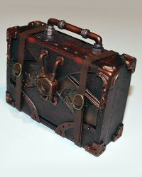 Ring Toys Infamous Misty Midnight Jack the Ripper: Steampunk Suitcase