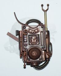 Ring Toys Infamous Misty Midnight Jack the Ripper: Steampunk Radiolike Device With Telescoping Antenna