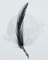 Ring Toys Infamous Misty Midnight Jack the Ripper: Real Feather Quill Pen