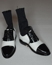 DiD Chicago Gangster John 1930: Shoes
