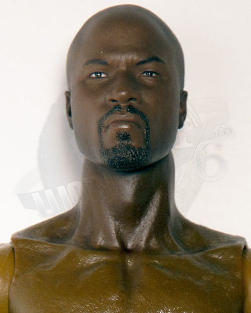 Toys Works Black Steel: Headsculpt With Figurebody (Mike Colter Likeness)