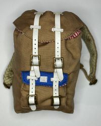 VTS Toys Darkzone Rioter: Backpack