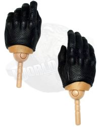 VTS Toys Darkzone Rioter: Gloved Handset (Relaxed With Wrist Pins)