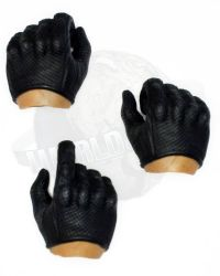 VTS Toys Darkzone Rioter: Three Piece Handset Including, Trigger Hand, Relaxed & Gripping