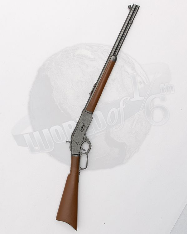 Western Lever Action Winchester Rifle