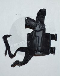 Rare & Hard To FindModern Functional Pistol & Drop Leg Holster (All Metal)