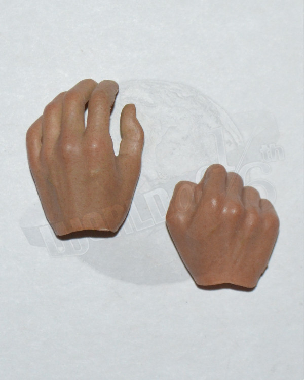Left Grasping & Right Fisted Hand Set