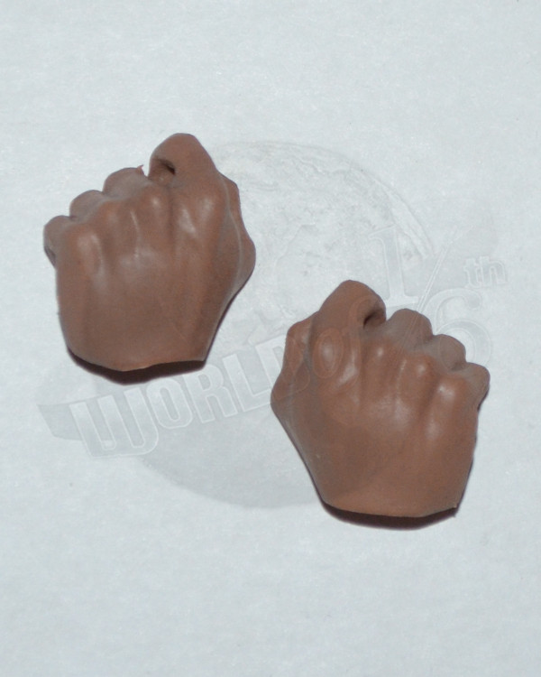 Finely Crafted Grasping Hand Set (Tanned)