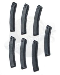 Rare & Hard To Find  MP5 Long Magazines x 7
