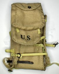Sideshow Collectibles WWI US Army Haversack With Mess Kit Pouch