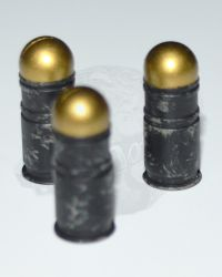 40MM Grenades x 3 (Distressed Black)