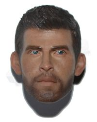 ZCWO ZC World Soccer Player Headsculpt