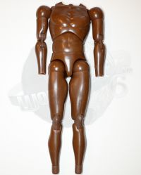 Virtual Toys Brown Skinned Body (No Head, Hands or Feet)