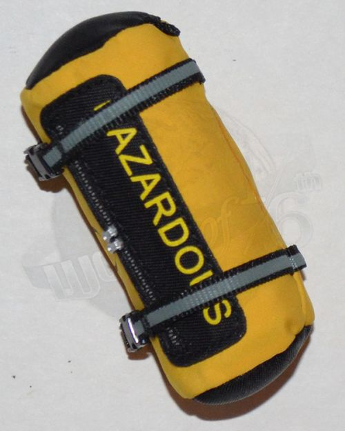 Virtual Toys The Darkzone Agent: Hazardous Dump Pouch (Yellow)