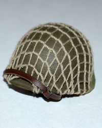 Dragon Models LTD. M1 Helmet With Netted Cover (Metal)