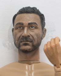 Cyber Hobby Moroccan Infantry Monte Cassino Italy 1943 Mustapha:Headsculpt With Figurebody (DiD Hands Included)