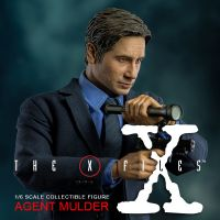 ThreeZero The X Files – Agent Mulder