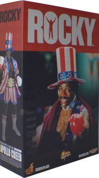 Hot Toys Apollo Creed Mint In Sealed Box