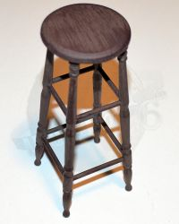 Asmus Toys The Hateful 8 Series Daisy Domergue: Stool (Brown)