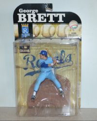 McFarlane Toys Cooperstown Collection Series 6: Kansas City Royals George Brett