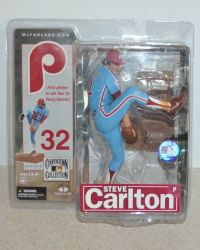 McFarlane Toys Cooperstown Collection Series 4: Philadelphia Phillies Steve Carlton