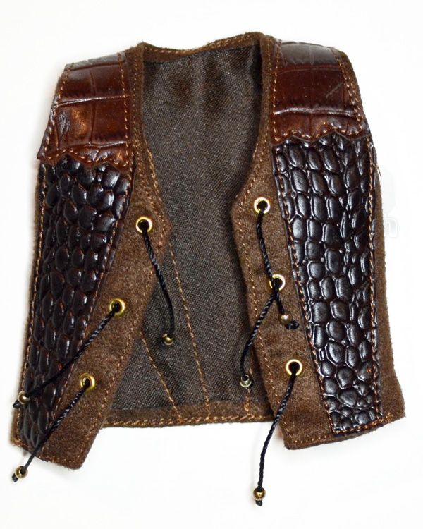 Craft One Bushman: Leather Vest