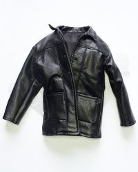 Craft One Detective: Leather Jacket (Black)