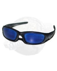 DamToys Operation Red Wings Navy SEALS SDV Team 1 Leader: Sunglasses With Blue Lenses