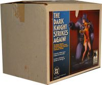 DC Comics The Dark Knight Strikes Again! Cold Cast Porcelin Statue