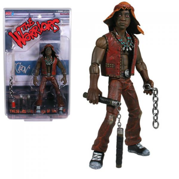 Mezco Toys The Warriors Action Figures Cleon
