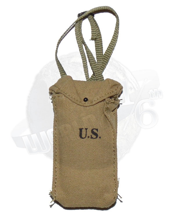 FacePool US Ranger Captain Miller France 1944: Ammunition Bag (Khaki)