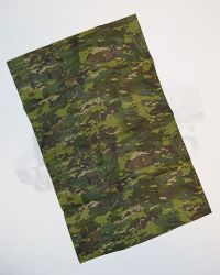 Flagset Toys US Seals Team 6 DEVGRU Jungle Dagger: Camouflage Fabric Sheet